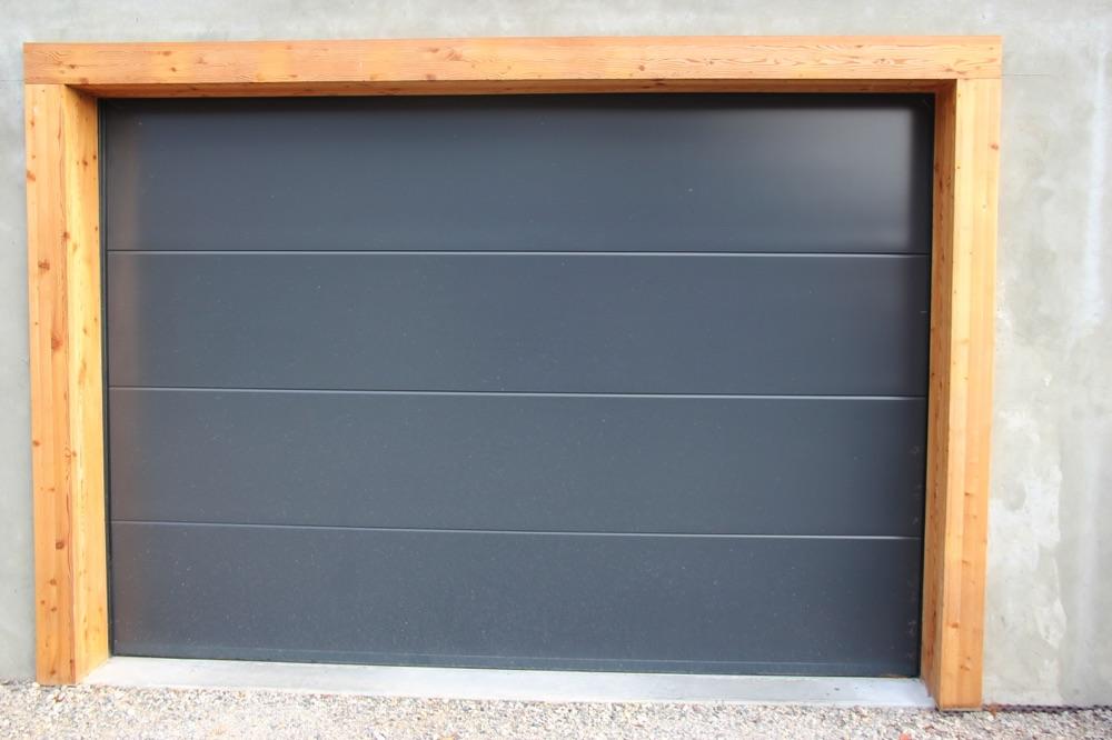 Porte de garage 74
